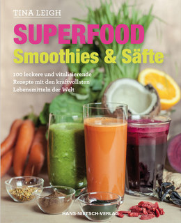 Superfood Smoothies & Säfte / Rezension GoYoga Salzburg