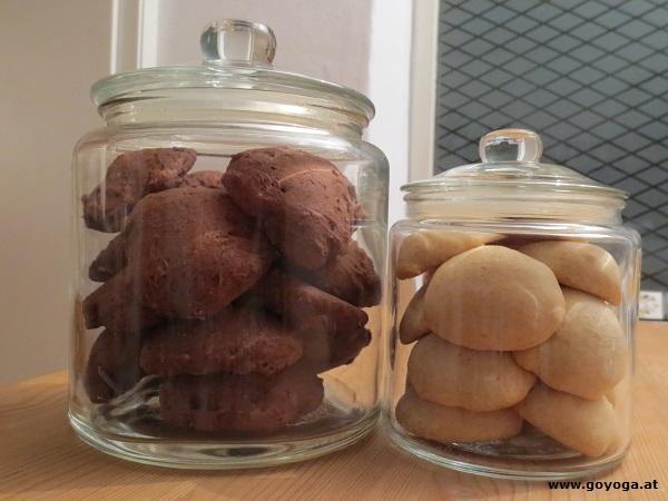 biskuit kekse backen